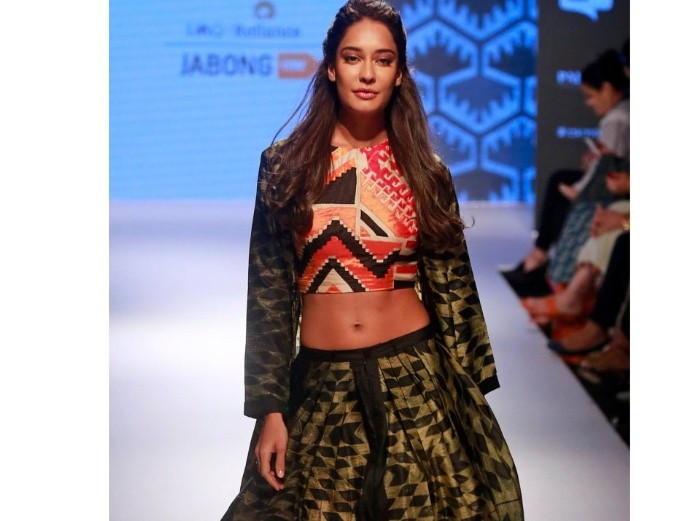 Lakme Fashion Week Mumbai((FOTO: AP))